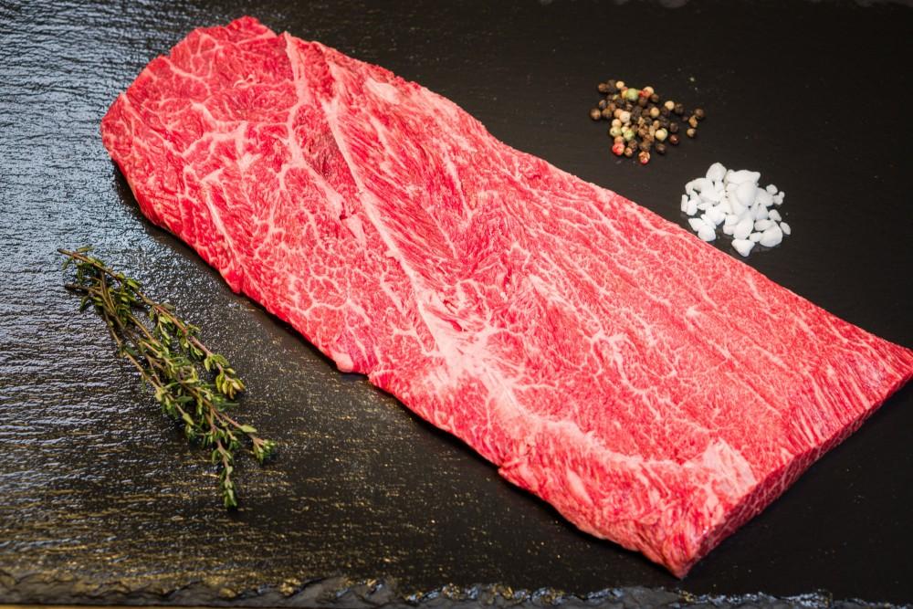 Wagyu Fullblood Flat Iron Steak