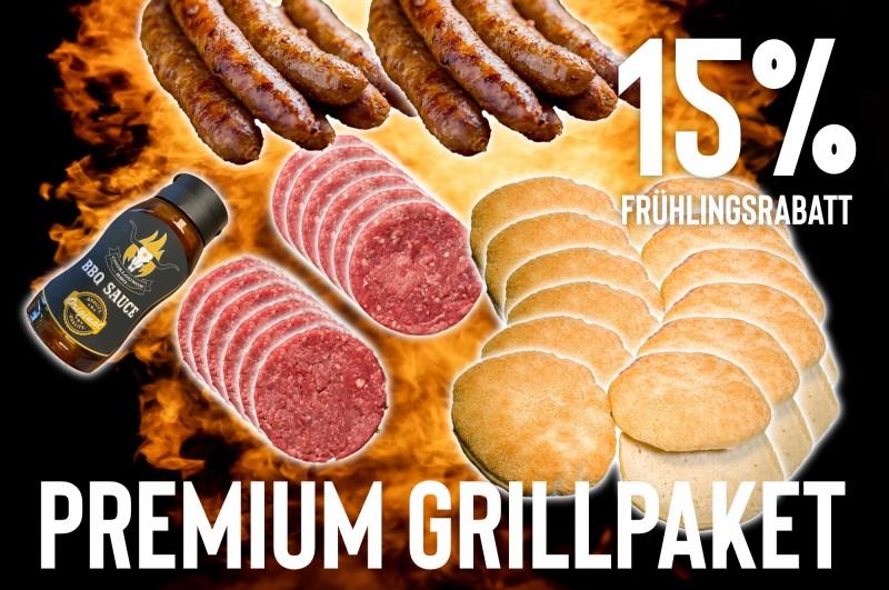 Premium Grillpaket