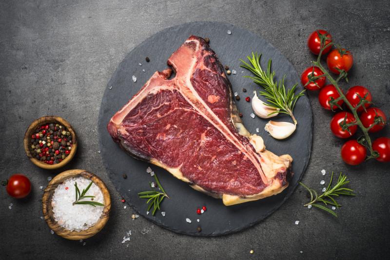 T-Bone Steak Dry Aged