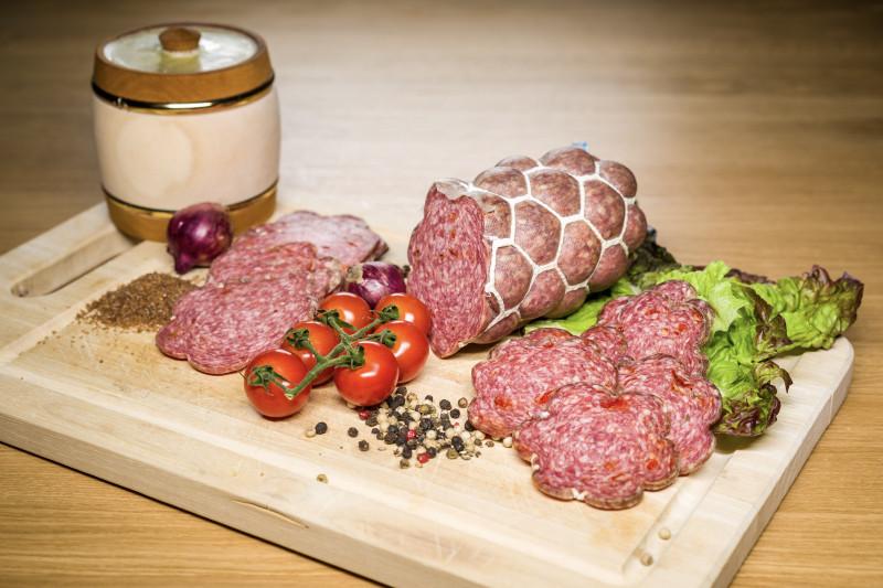 Paprika-Salami