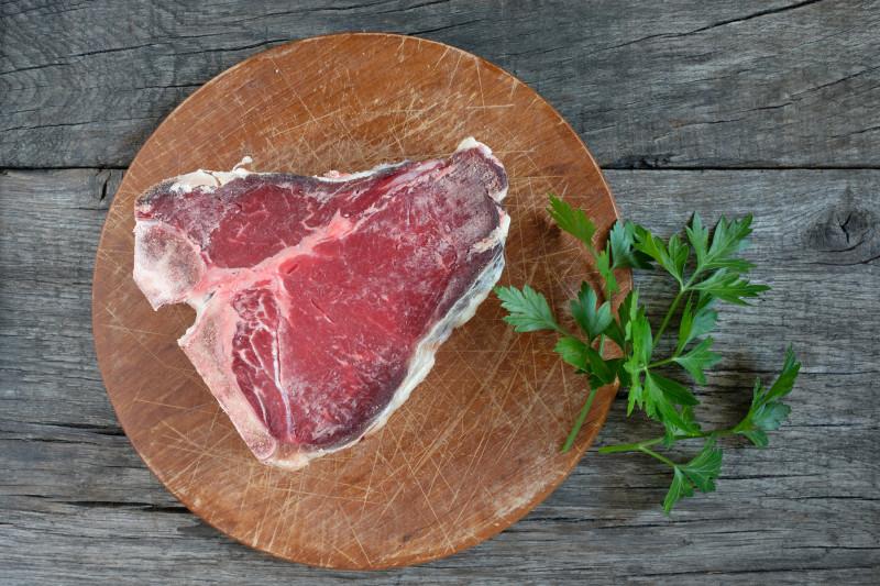 Porterhouse-Steak Dry Aged