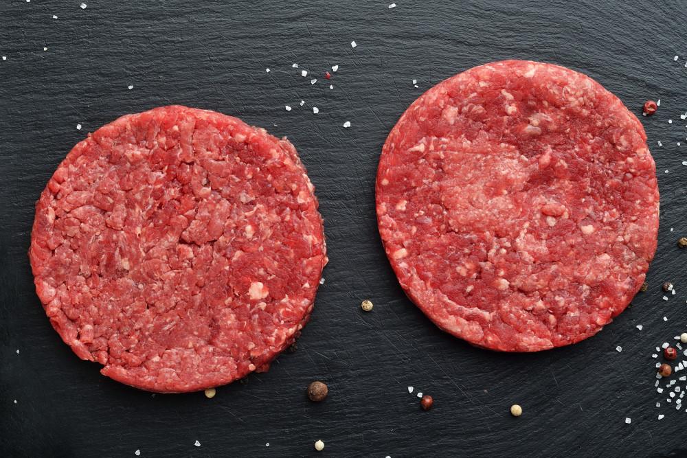 Black-Angus-Burger 2er-Pack
